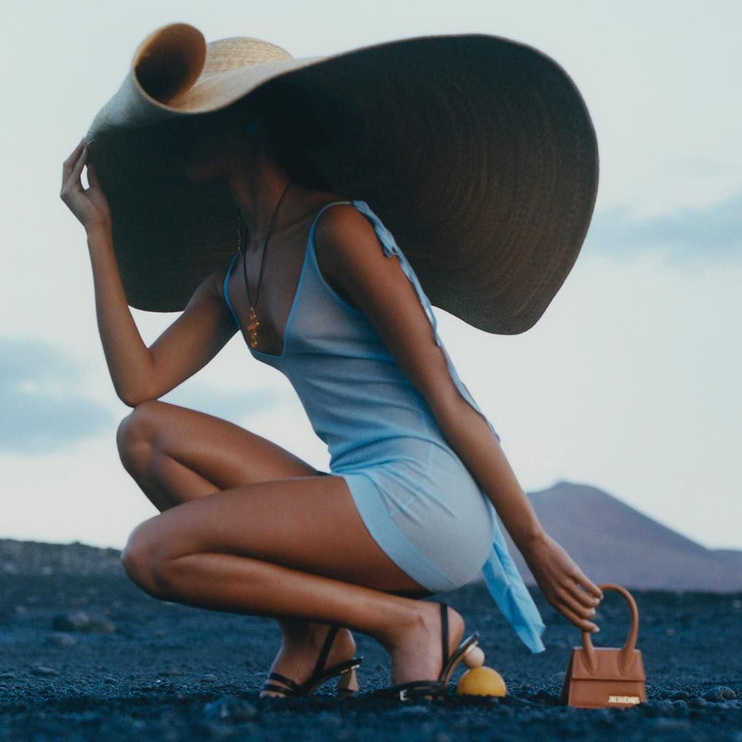 Straw Hat Fashion History The History Of The Straw Hat