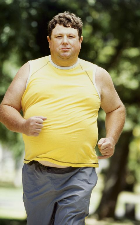 Study: 'Healthy Overweight' a Myth