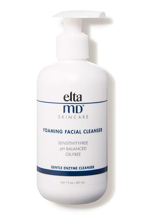 elta md foaming face wash