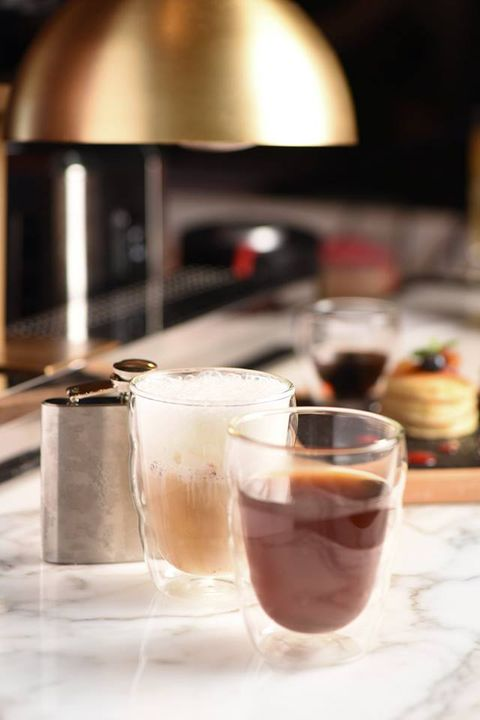 Drink, Food, Coffeehouse, Table, Coffee, Espresso, Cuisine, Affogato, Restaurant, Dessert,