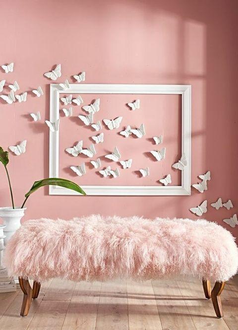 asiento rosa