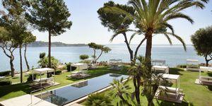 Instalaciones del Hotel Gran Meliá de Mar en Mallorca