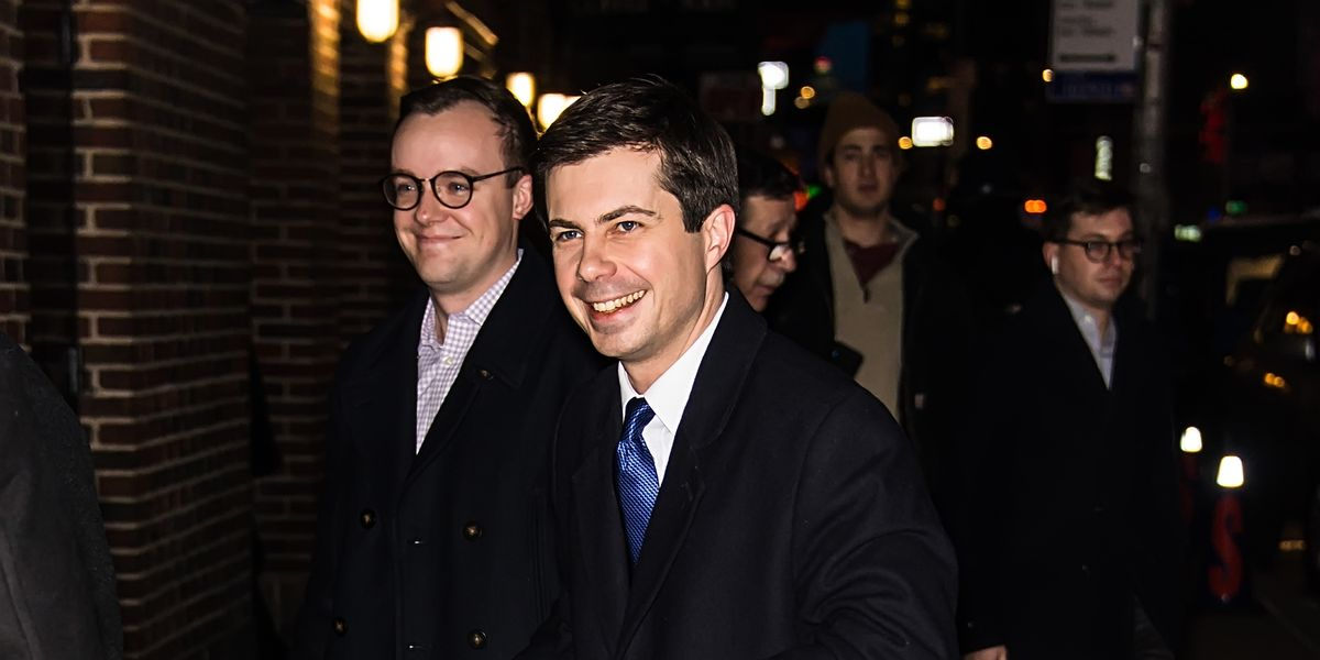 Best Spiral Ham 2020 Chasten Buttigieg's Relentlessly Cheery Twitter Is the Best Thing