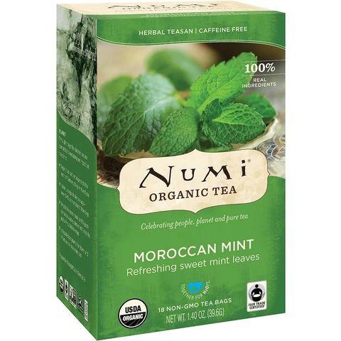 「numi tea」オーガニックティー モロッカンミント