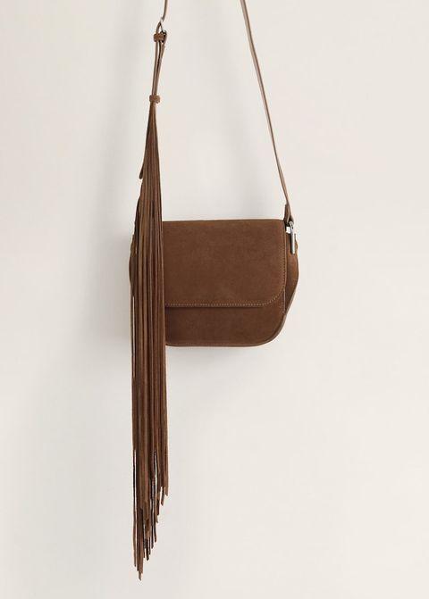 Bag, Handbag, Tan, Brown, Leather, Shoulder bag, Hobo bag, Fashion accessory, Beige, Strap,
