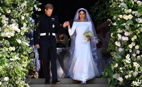 梅根馬克爾, Duchess of Sussex, Meghan Markle, 哈利王子