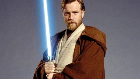 Fictional character, Obi-wan kenobi, Luke skywalker, Facial hair,
