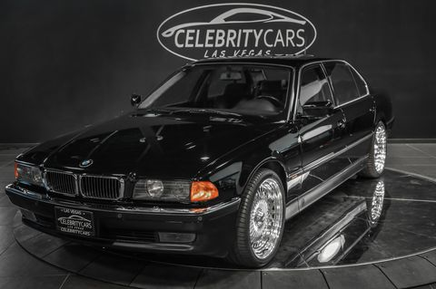 1996 BMW 750iL for sale