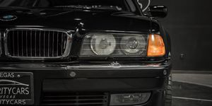 1996 BMW 7-Series at Celebrity Cars