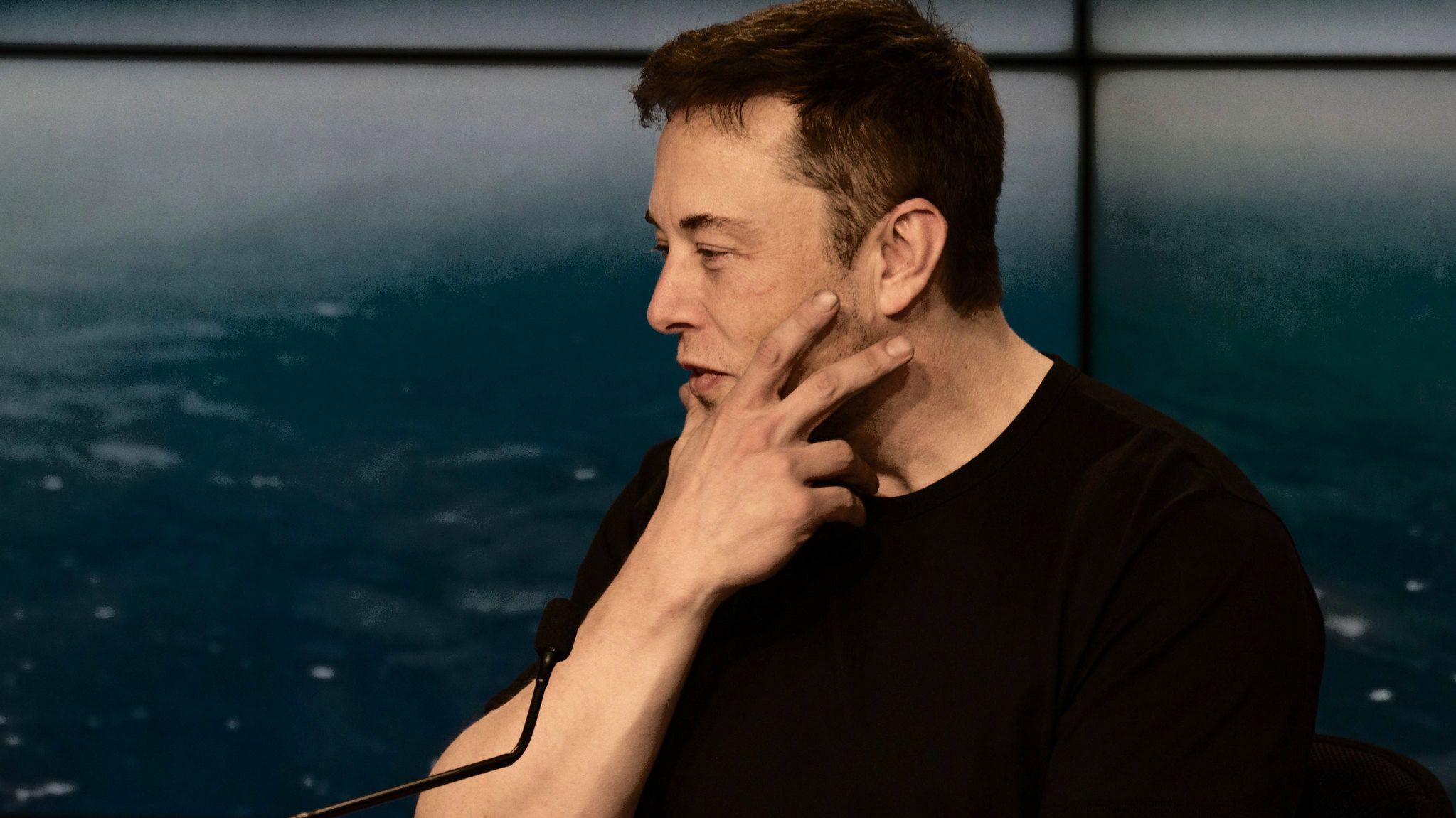 Tesla's big number
