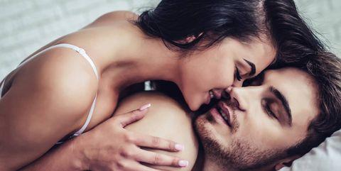 Romance, Love, Black hair, Muscle, Gesture, Barechested, Flesh,