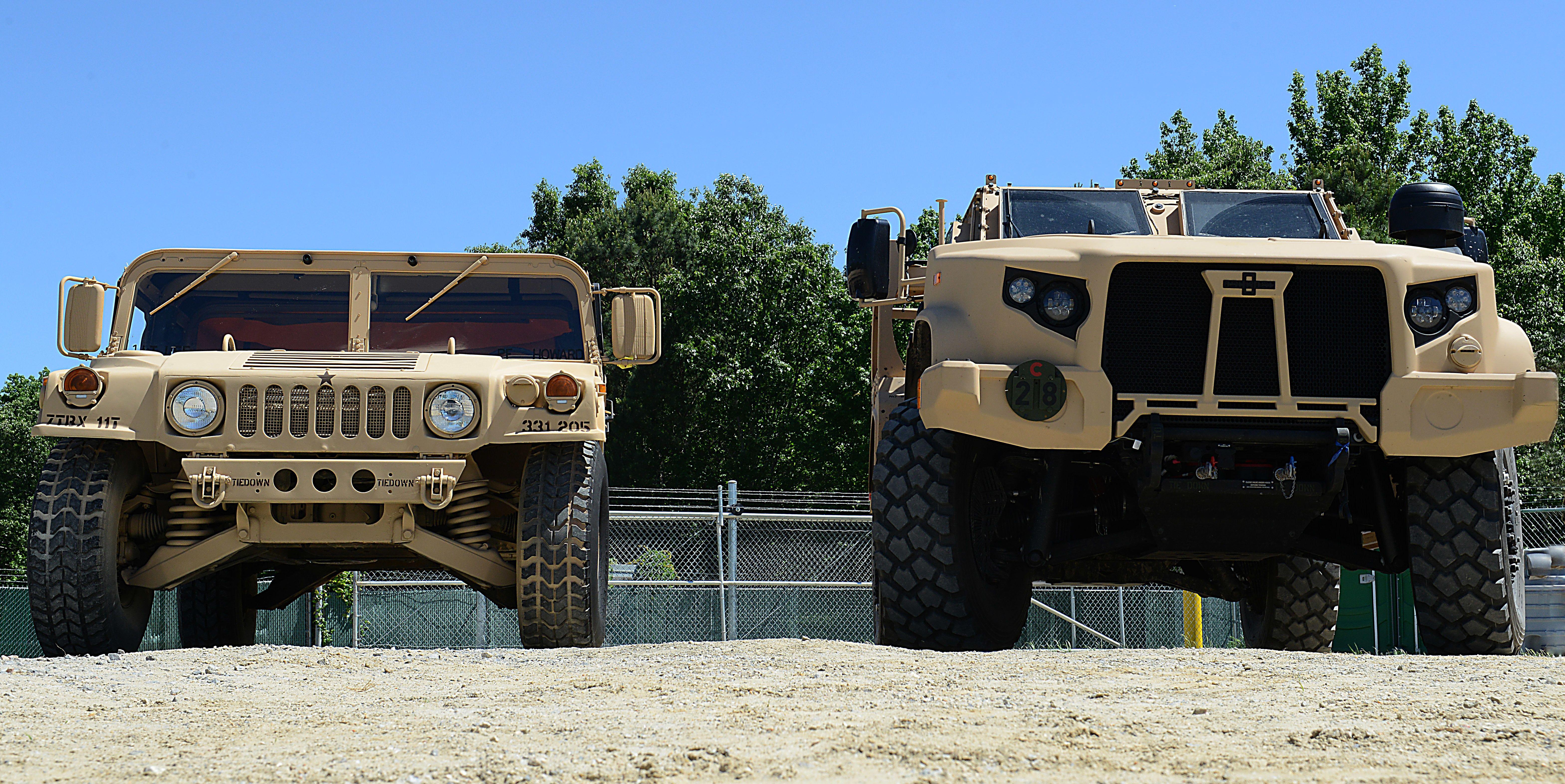 El ejército acelera nuevo vehículo táctico