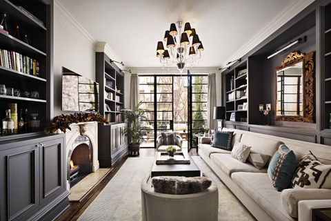 hillary swank chad lowe new york townhouse