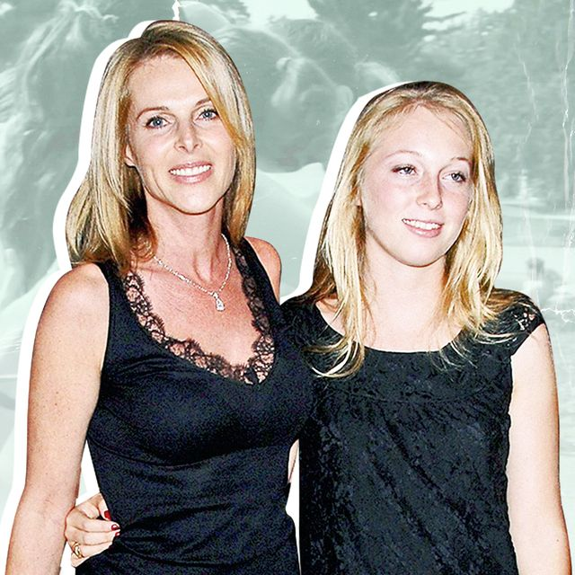 catherine and india oxenberg