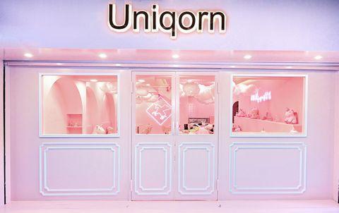 師大商圈新開店!全台首間《uniqorn taiwan》獨角獸咖啡廳即將開幕~粉紅球池、繽紛甜點超q!