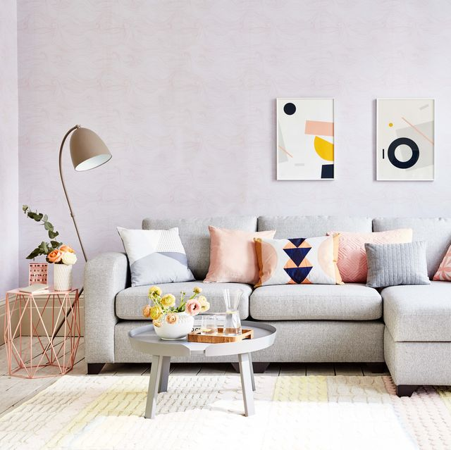 11 best summer color trends for 2019 paint colors to try - 2019 home color trends ...