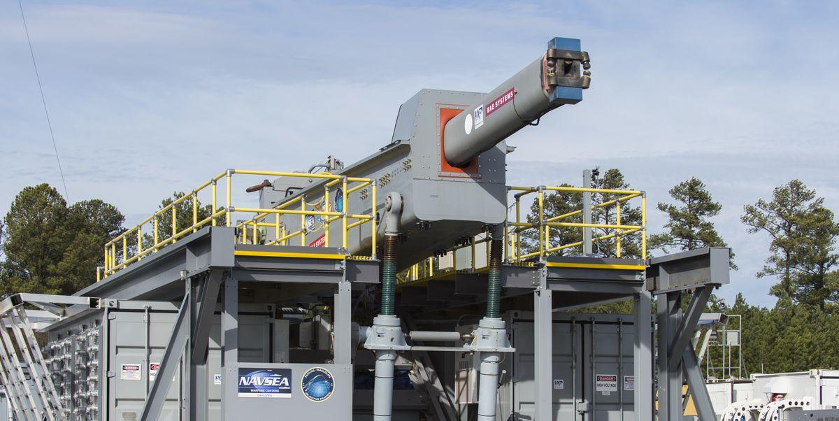 The U S Navy S Railgun May Never See Combat