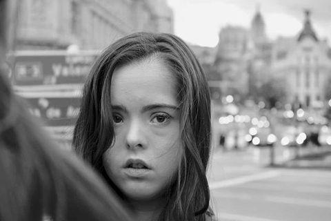Face, Hair, White, People, Black, Photograph, Black-and-white, Monochrome, Eye, Head,