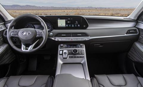 2020 Hyundai Palisade – New Three-Row SUV Gets a New Name