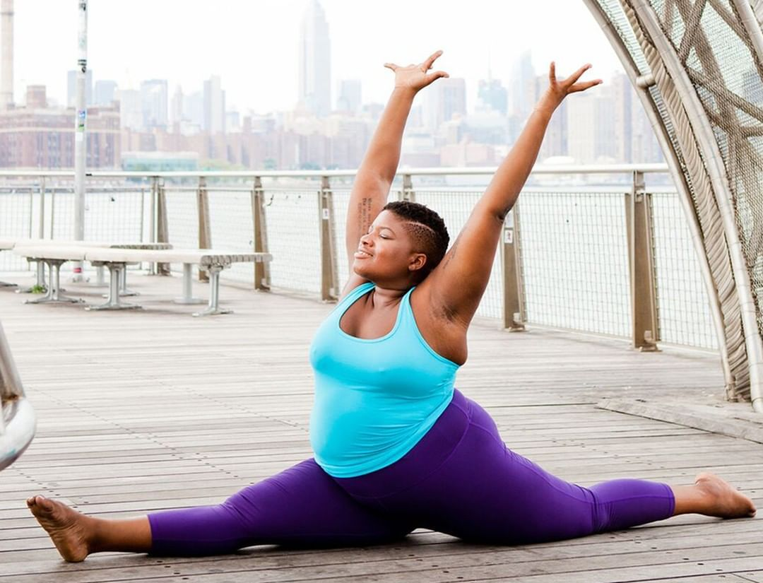 Jessamyn Stanley on Her Body Confidence Journey and How Yoga Helped (And Didn't Help) Her Get There