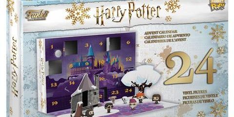 Harry Potter Fans Will Love This Advent Calendar For