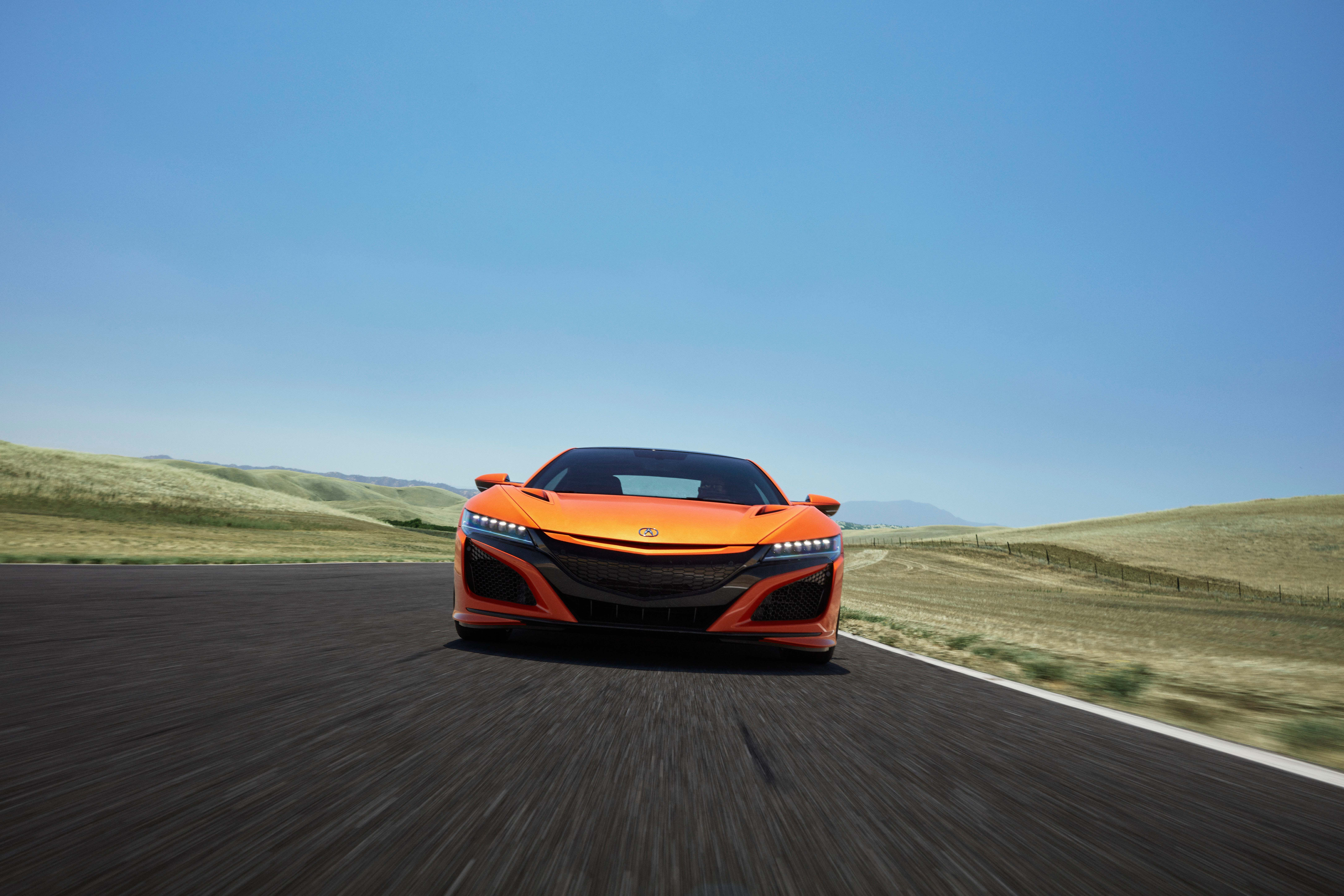 2019 Acura Nsx Specs Updated Nsx Supercar Price Horsepower And