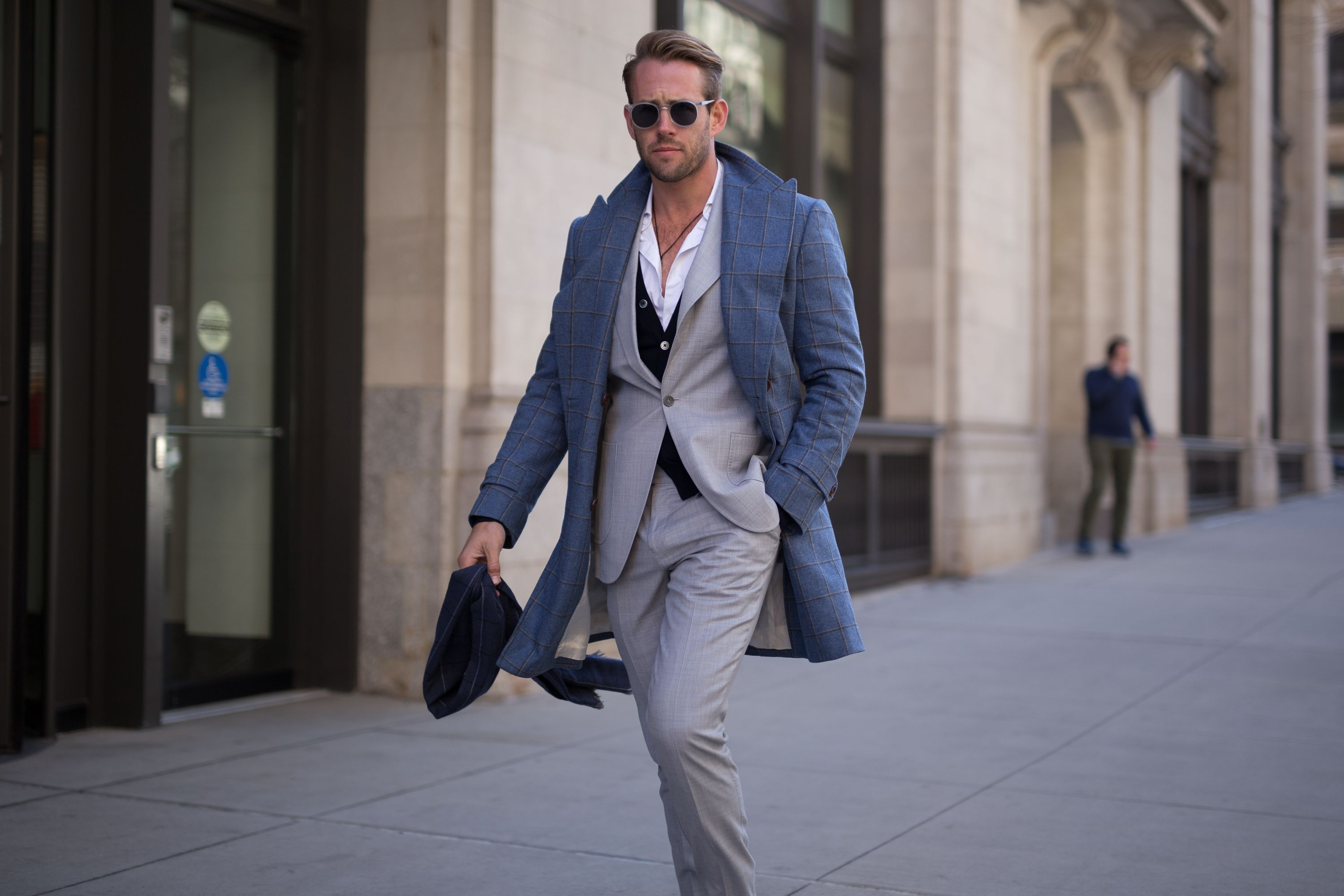 Men S Street Style The Best Outfits From New York Fashion Week