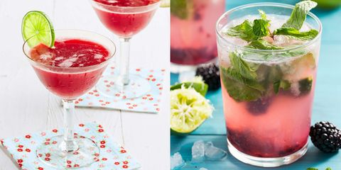 35 Easy Summer Drink Recipes Fruity Drink Ideas For Summer