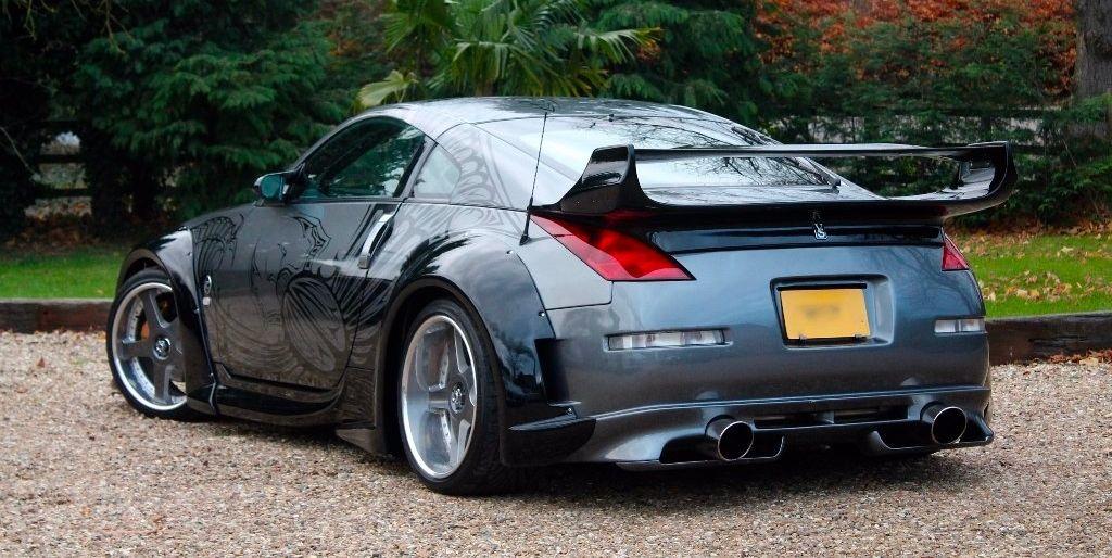 Fast Furious Tokyo Drift 350z For Sale