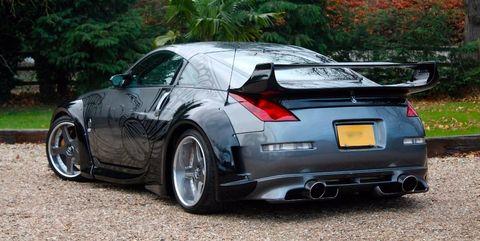 Fast & Furious Tokyo Drift 350Z For Sale