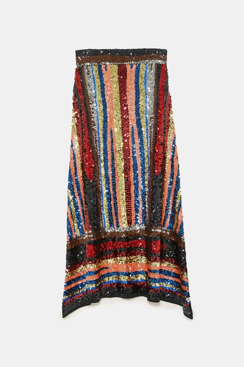 Clothing, Textile, Pattern, Waist, Wool, Neck, Pattern, Beige,