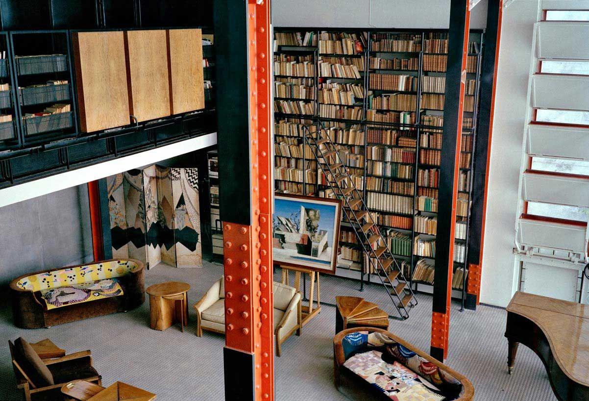 Case Di Campagna Francesi Rivista : Pierre chareau chi è l architetto della casa di vetro