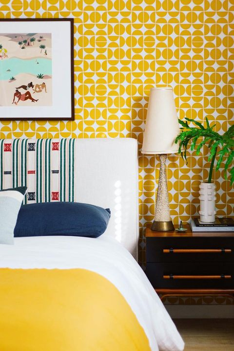 15 Cheerful Yellow Bedrooms - Chic Ideas for Yellow Bedroom Decor