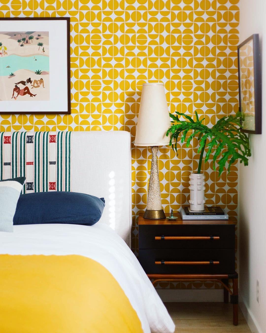 Incroyable Yellow Bedroom Ideas