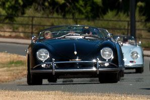 356 replica intermeccanica S