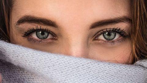 Eyebrow, Face, Eye, Eyelash, Skin, Nose, Forehead, Organ, Close-up, Head,