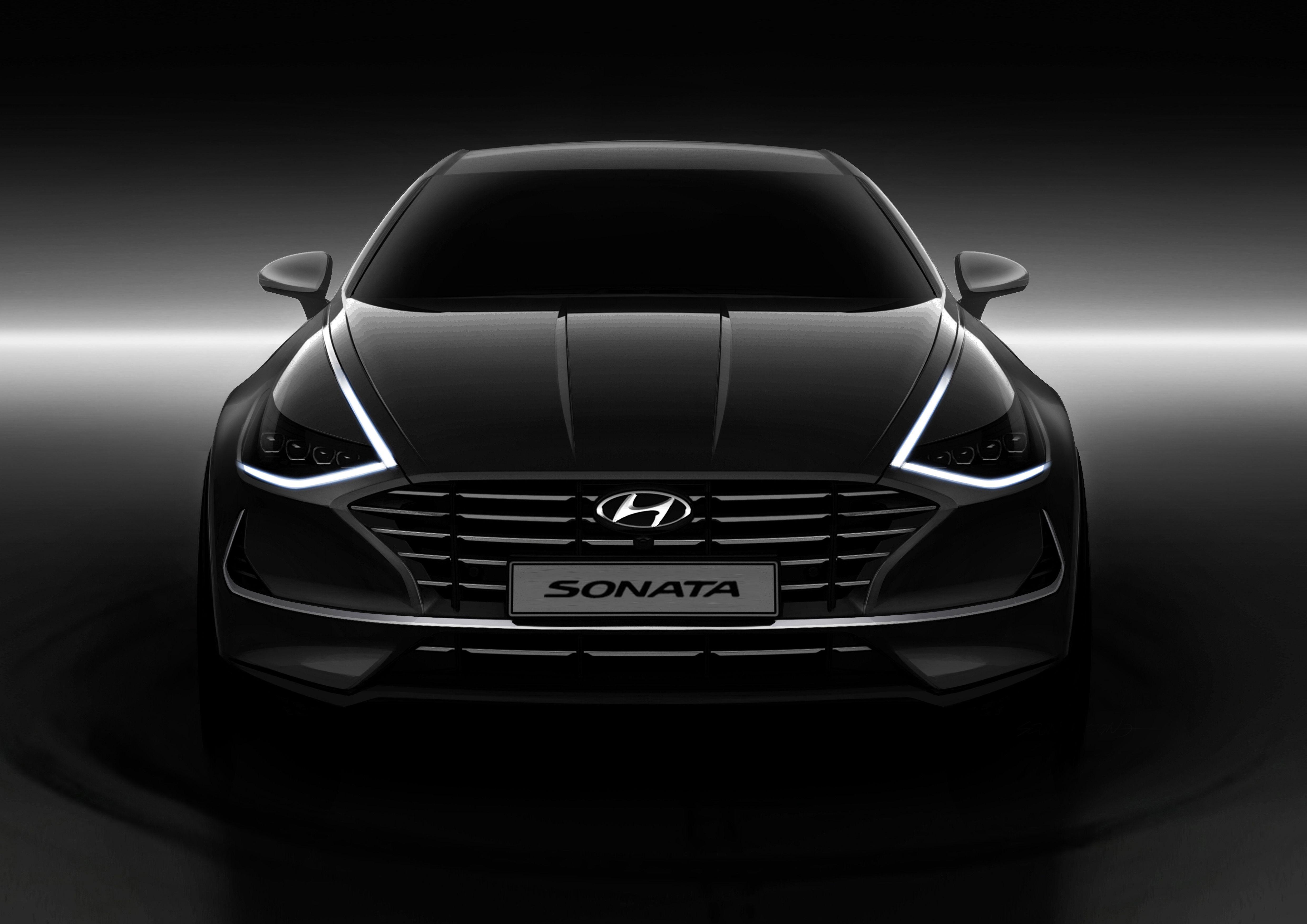 See Photos Of The 2020 Hyundai Sonata