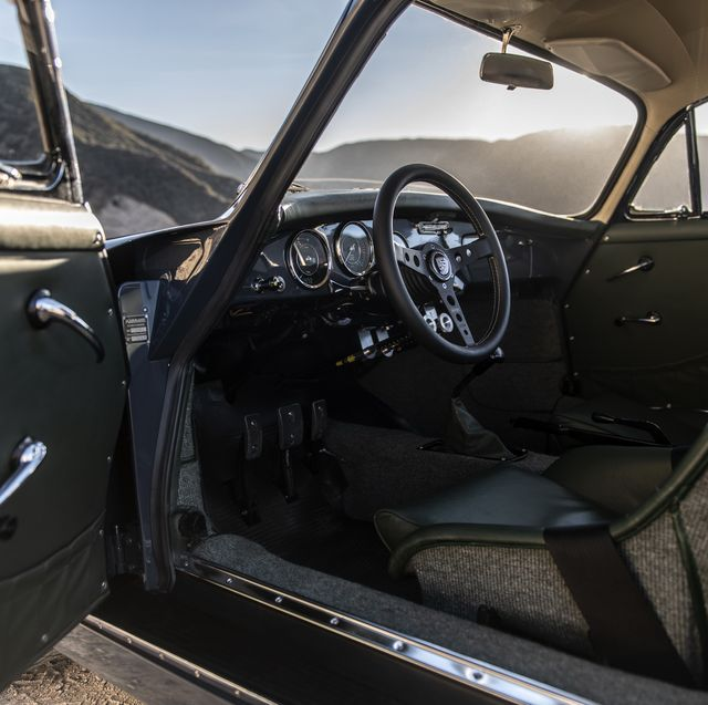 四輪駆動「ポルシェ 356」Porsche 356 Emory Motorsports' Outlaw Style