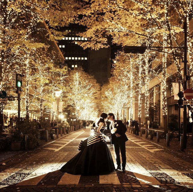 花嫁アルバム、前撮り、後撮り、結婚式、ウエディングフォト