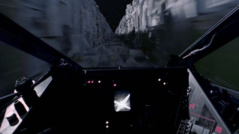 Pc game, Screenshot, Space, Games, Darkness, Vehicle, Fictional character,
