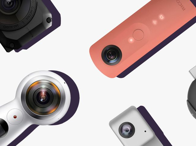 The 7 Best 360 Degree Cameras Of 2018 Top 360 Camera Reviews