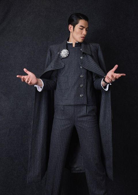 2018金曲,金曲,男星西裝,林俊傑,蕭敬騰,西裝穿搭,李玖哲,星光大道,紅毯