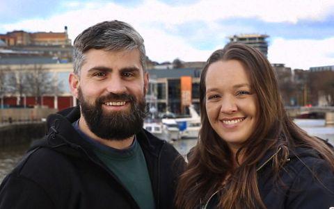 Jon and Rachel of '90 Day Fiance'