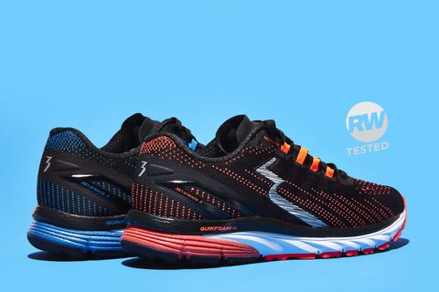 Roll Your Long Run (Not Your Ankles) in the Ultra-Stable 361 Degrees 361-Strata 3