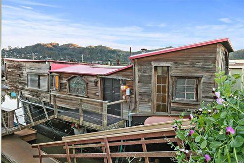 shel silverstein's wooden house boat