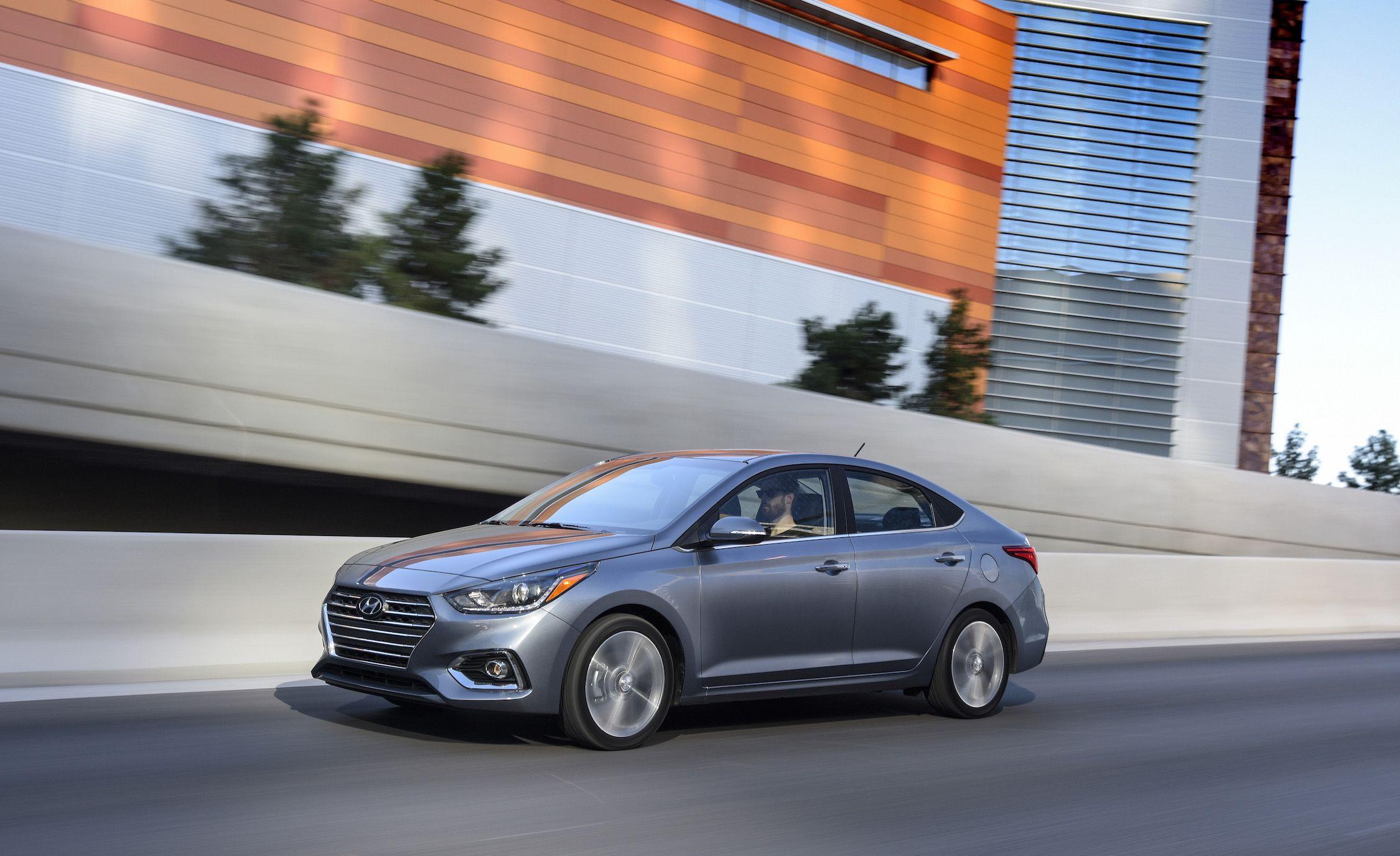 2020 Hyundai Accent Concept