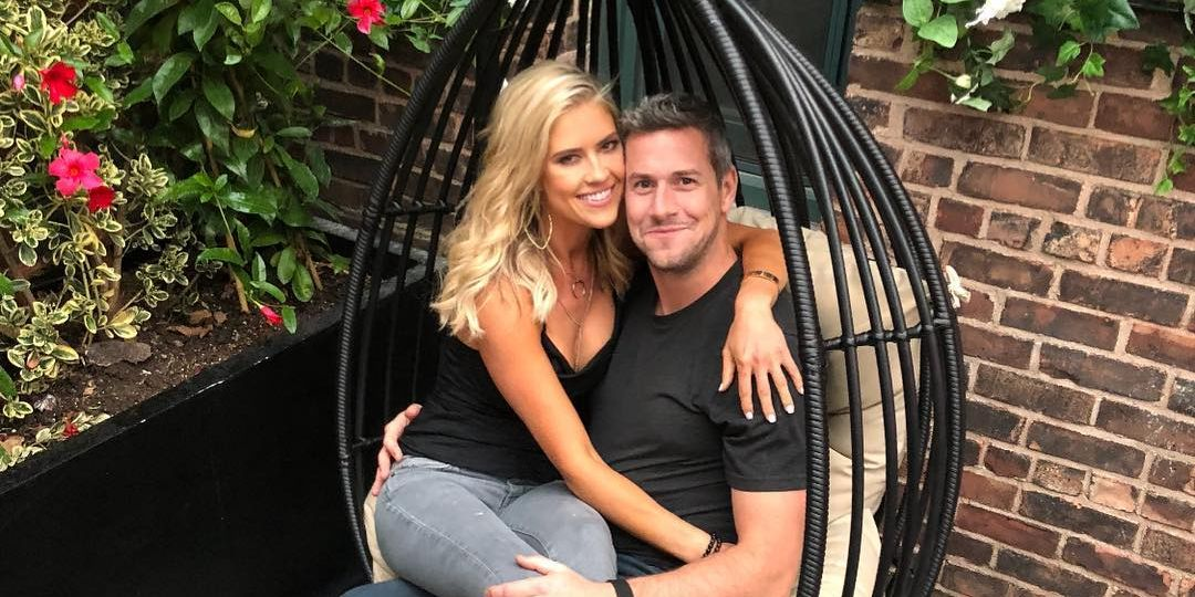 Christina El Moussa One Year Anniversary With Ant Anstead