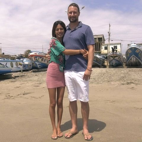 Corey and Evelin 90 Day Fiance: The Other Way Cast