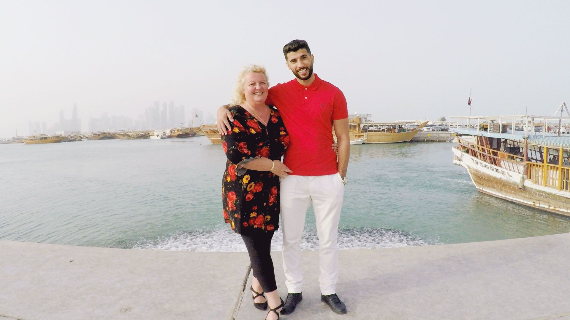 '90 Day Fiancé' Star Aladin Jallali Blasts Trolls Who Age- And Body-Shamed His Wife