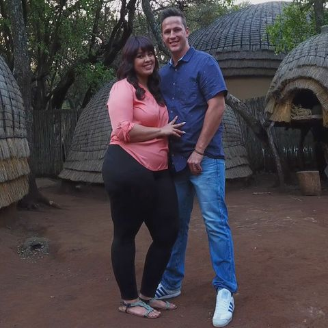 Tiffany And Ronald 90 Day Fiance: The Other Way Cast